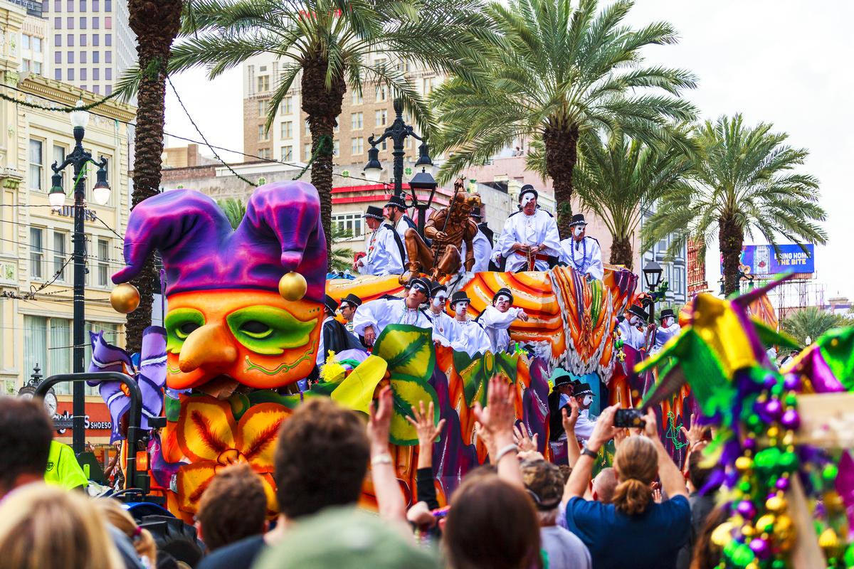 2017 New Orleans festivals: Mardi Gras and beyond | TripExpert